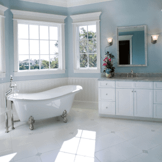 Classic Bathroom Installation Poole