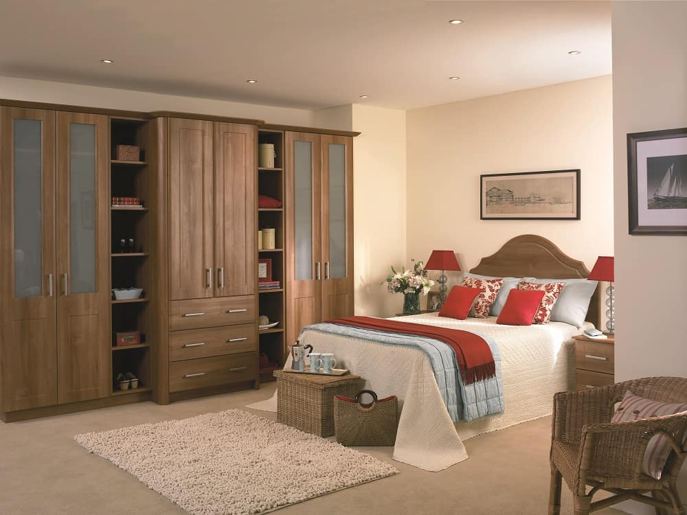 Custom Bedroom Furniture Corfe Mullen