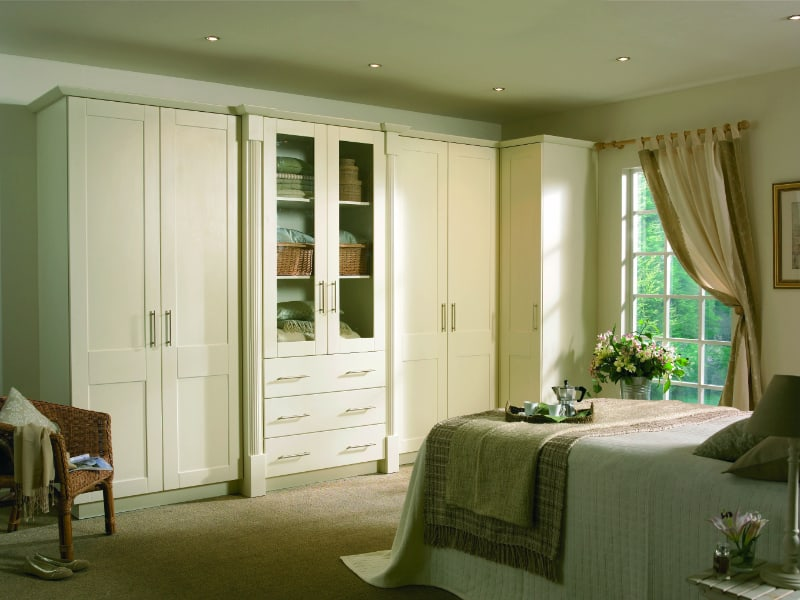 Fitted Bedroom Furniture near me Corfe Mullen