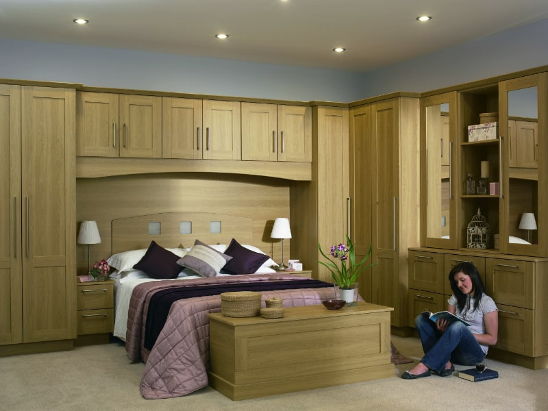 Fitted Bedroom Furniture Corfe Mullen