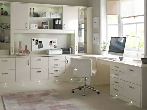 Fitted Home Office Furniture Boscombe