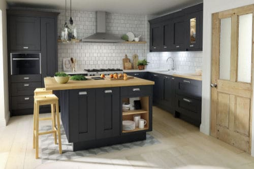 Affordable kitchen design Corfe Mullen