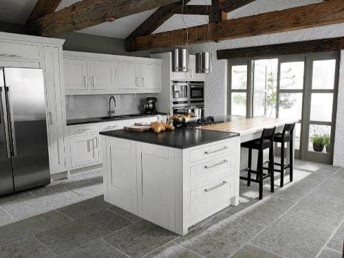 Custom kitchen suppliers Broadstone