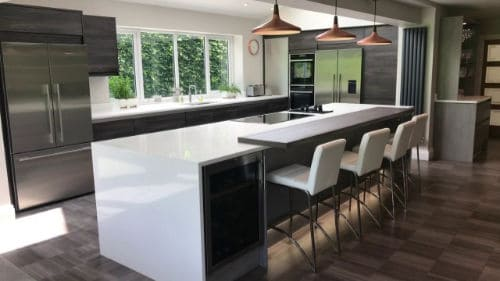 Fitted kitchen showroom Ferndown